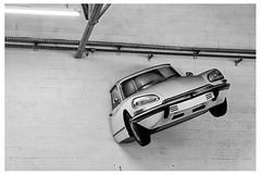 visit to citroen's vault  aulnay, france  2016 (lem's) Tags: conservatoire citroen ds cklassic car automobile vintage aulnay france fuji xt10