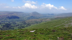 Pen Cerrig-Calch from Crickhowell-057