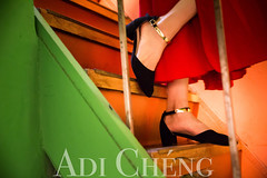 Adi_0046 (Adi Chng) Tags: adichng girl      redgreen