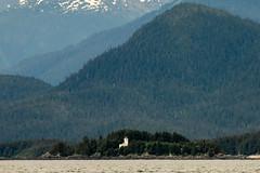Sentinel Island Lighthouse, Alaska (lighthouser) Tags: sentinelisland lighthouse alaska usa sentinel lighthousetrek