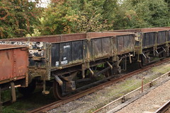 20150923 113 GCR Quorn. BR 20T GRAMPUS ZBO DB985933 (15038) Tags: railways trains br britishrail greatcentralrailway gcr lner quorn wagon goods freight grampus zbo 985933