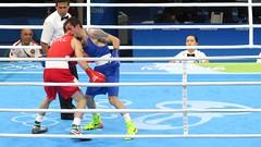 Rio 2016 - Boxe/Boxing. (Jonas de Carvalho) Tags: rio2016 olimpiadas olympics jogosolimpicos olypicgames riodejaneiro brasil esportes sports desporto boxe boxing boxeo