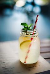 If life gives you lemons ... :-) (Vicco Gallo) Tags: if life gives you lemons make lemonade lemon bokeh street food frankfurt der fette bulle limonade drink getrnk