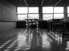 Architecture school design studio- c1968 B+W sheet 015 20-1 (Graeme Butler) Tags: school melbourneuniversity history heritage government design culture architecture melbourne victoria australia