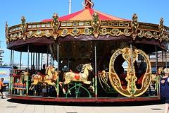 Merry-go-round (tasj) Tags: scheveningen merrygoround draaimolen carrousel