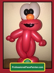 Guess who this balloon is? (professionalfacepainter) Tags: elmo sesamestreet party parties birthday balloon balloons monster kid kids children events promo promotions celebrate fun twister silly tustin orangecounty irvine newportbeach socal