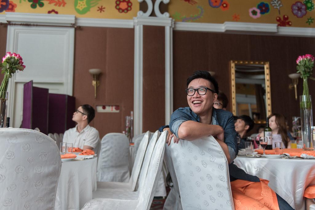 中僑花園飯店婚禮記錄雅琇與紋瑞-88