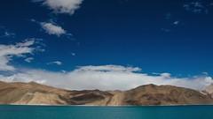 Pangong Lake (Photogenic World) Tags: pangong tso lake ladakh roadtrip kashmir india timelapse