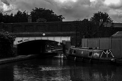 A STOAT THAT FLOATS (IAN GARDNER PHOTOGRAPHY) Tags: cv6 coventry canals canal coventrycanal barge narrowboat boat home
