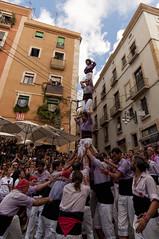 Colla jove Xiquets de Tarragona (Carles Gual) Tags: santatecla tarragona castells pilars collajovexiquetsdetarragona lajove