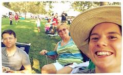 Picnic Selfie (April Pink) Tags: shelly sid april