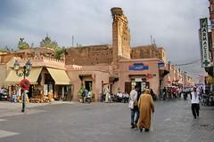 marrakech   streetview (DirkVandeVelde back in October) Tags: noordafrika marocco afrika afrique afric marrakech marrakechtensiftalhaouz haouzvlakte outdoor buiten street