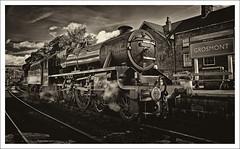 North-Yorkshire-Moors-Railway_0319 (steve.sargeant) Tags: whitby northyorkshiremoors grosmont yorkshire nymr mono