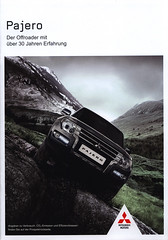 Mitsubishi Pajero - Der Offroader mit ber 30 Jahren Erfahrung; 2016_1 (World Travel Library) Tags: mitsubishi pajero offroader 30 jahren erfahrung 2016 face car brochure automobil papers prospekt catalogue katalog vehicle transport wheels makes models model automobile automotive cars   worldcars motor motoring drive wagen fahrzeug photos photo photography picture image collectible collectors collection sammlung recueil collezione assortimento coleccin ads online gallery galeria japanese japan frontcover ride go by documents dokument broschyr  esite   catlogo folheto folleto   ti liu bror