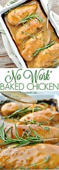 No Work Baked Chic (alaridesign) Tags: no work baked chicken