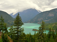 Davis Peak (kewing) Tags: northcascadesnp skagitriver