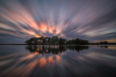331 Seconds (colinhalls) Tags: clouds nd 10stop longexposure pond newforest