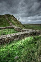 Milecastle 39 (Klockwork1) Tags: hadrainswall milecastle39 roman stonework wall