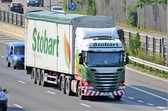 Eddie Stobart 'Eden Joanna' (stavioni) Tags: eddie stobart esl group truck trailer lorry m4 reading biomass eden joanna h8458 py15fxp scania r450