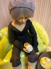 Raven [Kid delf yuz] (maranwe84) Tags: bjd kid delf kiddelf yuz msd luts lutsyuz