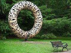 HBM (Klas-Goran Photo) Tags: hbm outdoor bench art