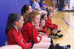 IMG_3021 (SJH Foto) Tags: girls volleyball high school mount olive mt team tween teen teenager varsity sidelines teammates candid