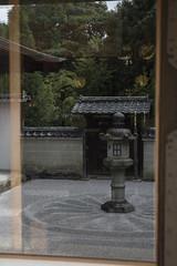 Stone Garden Reflected  (Patrick Vierthaler) Tags: unryuin unryu temple tempel kyoto summer sommer stone garden steingarten zen sennyuji sennyuuji sennyu ji eastern higashiyama