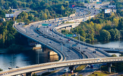 Barrandovsk most (Honzinus) Tags: most bridge praha praga prg prag prague barrandov vahov barrandovsk esko echy cz czech esk republika