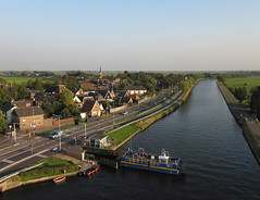 Ilpendam (de kist) Tags: thenetherlands waterland ilpendam noordhollandskanaal noordhollandschkanaal purmer fransbanningcocq veerpontilpendam