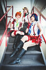 Love Live! Bokura Wa Ima No Naka De (Totally Toasty Photography) Tags: love live school idol project cosplay anime girls rin umi sonoda kotori minami japanese cosplayer acen 2016 bokura wa ima no naka de
