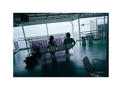 17 (LightWithoutHeat) Tags: フィルム 日本 film japon japan nikonf5 135 c41 filmisnotdead analog argentique filmphotography imacon grainisgood fujicolorc200 桜島 sakurajima ferry