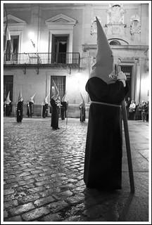 Semana Santa 2013 - Procesion del Santo Cristo de los Alabarderos. (Explore)