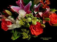 Bouquet de Flores (Pepe (ADM)) Tags: flowers flores nature flor bouquet fiori ramo fleure bouquetdeflores
