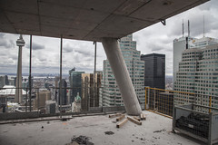 Structural Integrity (Jack Landau) Tags: toronto tower canon downtown l 5d libeskind mkii cityzen