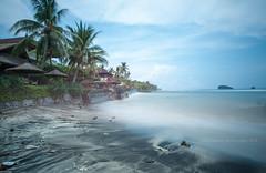 20sec at Candidasa (Nathalie Stravers) Tags: longexposure bali seascape indonesia lee filters candidasa 10stop nikond700 natstravers