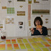 Susan Kinley studio