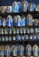 Virgin fractal (Agustn BA) Tags: statue religious catholic christ maria mary religion mother christian virgin figure cristo figurine estatua virgen statuette lujan estatuilla