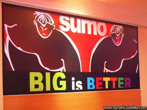 Sumo Sam Olympia Makati branch opening - photos by Azrael Coladilla
