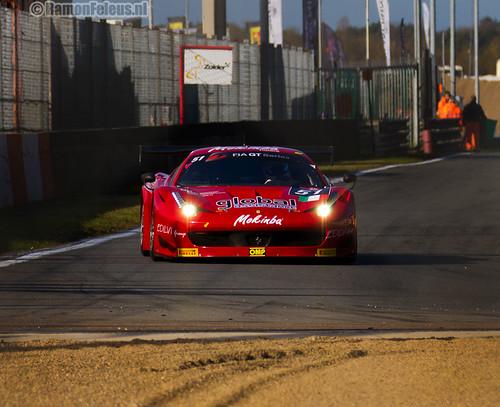 #51 Ferrari 458 Italia GT3