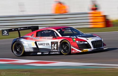#14 Audi R8 LMS ultra