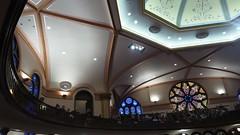 Forum ceiling