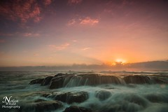 Kingscliff (Nolan White) Tags: ocean sunset waves australia kingscliff