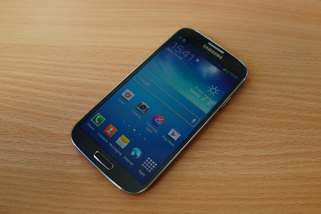 Samsung Galaxy S4 by Janitors, on Flickr