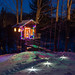 The Tiny Fern Forest Treehouse - Lincoln, VT - 2013, Feb - 01.jpg by sebastien.barre