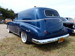 1949 chevrolet sedan delivery (bballchico) Tags: chevrolet austintexas carshow 1949 sedandelivery lonestarroundup ronrich lonestarroundup2013
