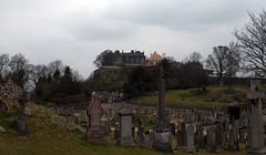 Stirling Castle (Peaf79) Tags: castle cemetery grave graveyard scotland stirling graves stirlingcastle holyrudecemetery nikond3000