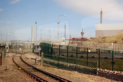 Entrance to Sellafield (davey_flex) Tags: uk northwest rail cumbria excursion statesman 2013