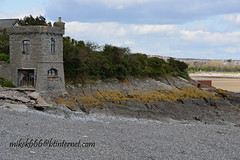 the old harbour at barry april 2013 (mikek666) Tags: sea praia beach strand port mar meer mare playa zee deniz spiaggia habour hondartza plaj plaa