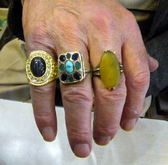 Three Rings (Kombizz) Tags: adam agate yellow closeup hands shoes hand iran skin muslim islam fingers decoration ring rings nails stick tehran goldenring hazrat preciousstone 7683 islamicrepublicofiran threerings yellowagate kombizz sharafalshams islamicrings religiousstone hazratadam hazratimamjafferassadiq sharafalshamsrings yellowaqeeq