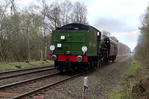 LNER B1 61306 Mayflower